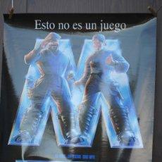 Cine: CARTEL DE ---- SUPER MARIO BROS ----. Lote 29176209