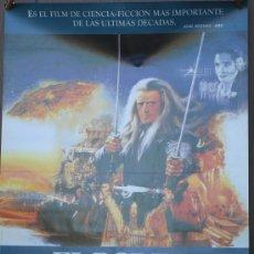 Cine: CARTEL DE ---- EL PODER DE UN DIOS ----. Lote 29176314