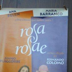 Cine: CARTEL DE CIE ---ROSA ROSAE ---. Lote 29176589