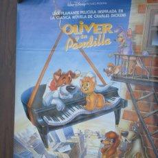 Cine: CARTEL DE CINE --- OLIVER Y SU PANDILLA ---. Lote 29177389
