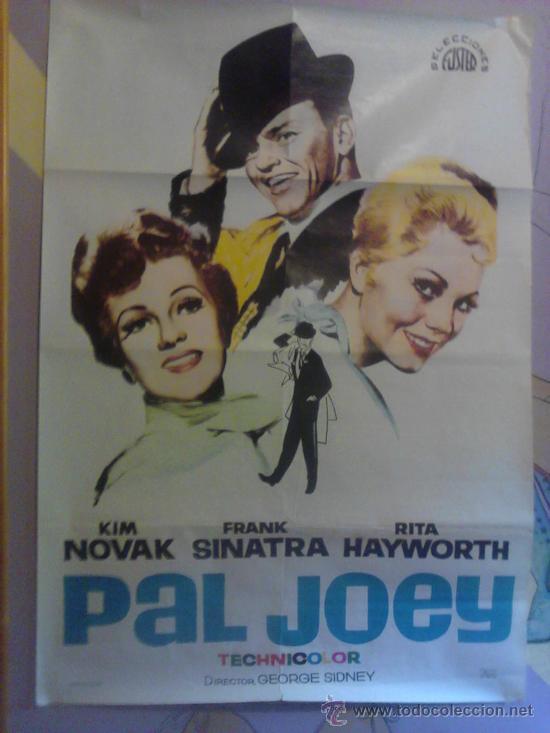 PAL JOEY (Cine- Posters y Carteles - Drama)