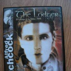 Cine: EL ENEMIGO DE LAS RUBIAS / THE LODGER - ALFRED HITCHCOCK. Lote 29399009