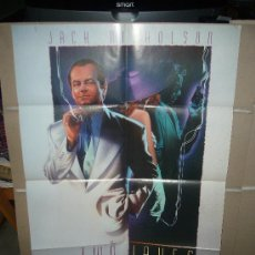 Cine: THE TWO JAKES JACK NICHOLSON POSTER ORIGINAL 70X100 Q. Lote 30039291