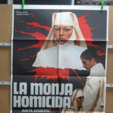 Cine: LA MONJA HOMICIDA. Lote 30578561