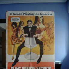 Cine: CARTEL FLINT AGENTE SECRETO JAMES COBURN. Lote 30736520