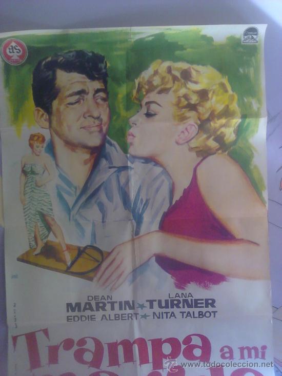 TRAMPA A MI MARIDO (Cine- Posters y Carteles - Drama)