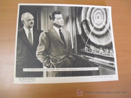 Cine: 12 carteles de la pelicula el gran segreto,con la funda original MGM ver fotos - Foto 3 - 31080833