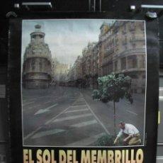 Cine: EL SOL DEL MEMBRILLO MIDE 80X60. Lote 40947608