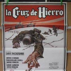 Cinéma: LA CRUZ DE HIERRO. Lote 31155686