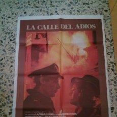 Cine: LA CALLE DEL ADIOS - 70X100 - HARRISON FORD / LESLEY / ANNE DOWN / CHRISTOPHER PLUMMER . Lote 31272598