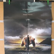 Cine: GRIZZLY MAN. Lote 31345655