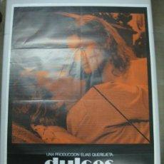 Cine: DULCES HORAS - ASSUMPTA SERNA, IÑAKI AIERRA, ALVARO DE LUNA. Lote 31365970