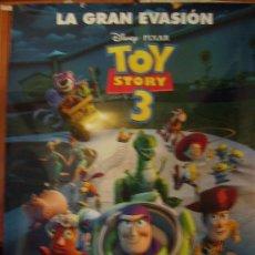 Cine: TOY STORY 3, DIBUJOS ANIMADOS. POSTER.. Lote 183403168