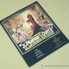 Cine: 100 YEARS OF THE CINEMA MOVIE POSTERS BY BRUCE HERSHENSON LIBRO DE CARTELES DE PELICULAS. Lote 31666822