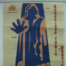 Cinema: EL NOVENO HUESPED - CIFESA. - RENAU.- GENEVIEVE TOBIN Y DONALD DOOK .. Lote 31769016