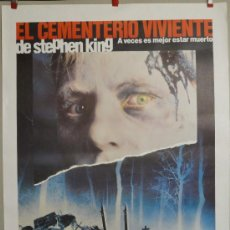 Cine: EL CEMENTERIO VIVIENTE . Lote 31777330