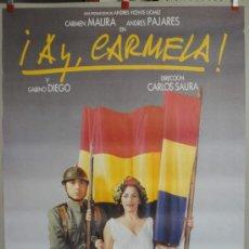 Cine: AY CARMELA SAURA. Lote 31777350