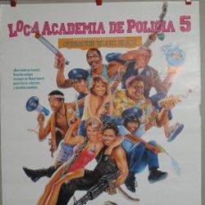 Cine: LOCA ACADEMIA DE POLICIA 5. Lote 31777391