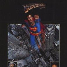 Cine: SUPERMAN. (CH.REEVES) (1975). Lote 9265646