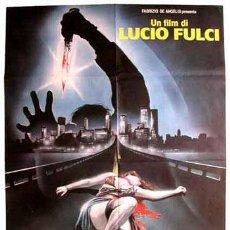 Cine: LO SQUARTATORE DI NEW YORK. EL DESTRIPADOR DE NEW YORK. (FULCI). (1981). Lote 32048540