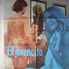 Cine: CARTEL DE CINE- MOVIE POSTER EL JOVENCITO, 1979. 70X100 CM. . Lote 32113437