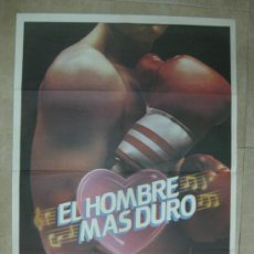 Cine: EL HOMBRE MAS DURO - DENNIS QUAID - AÑO 1983. Lote 32128857