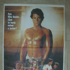 Cine: YOUNGBLOOD, FORJA DE CAMPEON - ROB LOWE, PATRICK SWAYZE - AÑO 1986. Lote 32144287
