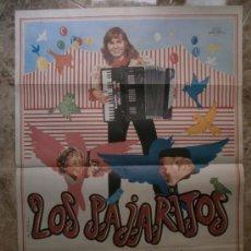 Cine: LOS PAJARITOS. Mª JESUS Y SU ACORDEON.. Lote 32173633