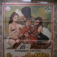 Cine: EL SOPLAGAITAS. FERNANDO ESTESO. AÑO 1981.. Lote 32173885
