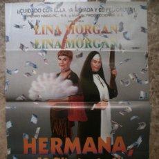 Cine: HERMANA, PERO QUE HAS HECHO? LINA MORGAN. . Lote 32174467