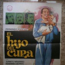 Cine: EL HIJO DEL CURA. FERNANDO ESTESO. AÑO 1982.. Lote 32175751