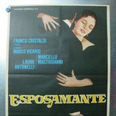 Cine: ESPOSAMANTE - MARCELLO MASTROIANNI, LAURA ANTONELLI - AÑO 1978. Lote 32187149