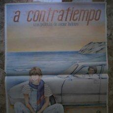 Cine: A CONTRATIEMPO. OSCAR LADOIRE, MERCEDES RESINO. AÑO 1981.. Lote 32208221