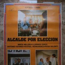 Cine: ALCALDE POR ELECCION. ALFREDO LANDA, MIRTA MILLER. AÑO 1976.. Lote 32208334