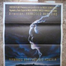 Cine: DIARIO DE INVIERNO. FERNANDO REY, EUSEBIO PONCELA. AÑO 1988.. Lote 32208390