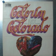 Cine: COLORIN COLORADO - JOSE SAZATORNIL, MARI CARRILLO, TERESA RABAL - AÑO 1976. Lote 32213541