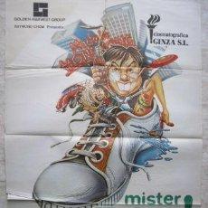 Cine: CARTEL DE CINE- MOVIE POSTER MISTER BOO! 1979 70X100 CM.. Lote 32262853