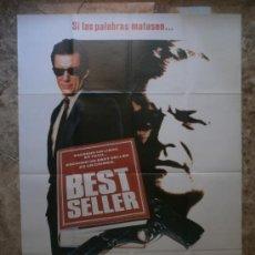 Cine: BEST SELLER. JAMES WOODS, BRIAN DENNEHY, VICTORIA TENNANT.. Lote 32294453