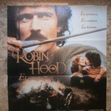 Cine: ROBIN HOOD. PATRICK BERGIN, UMA THURMAN. AÑO 1991.. Lote 32294539