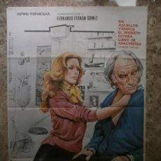 Cine: EL ANACORETA. FERNANDO FERNAN GOMEZ.AÑO 1976.. Lote 113142576