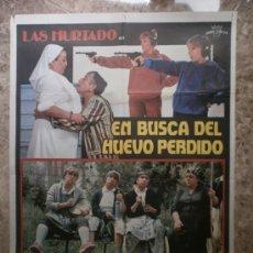 Cine: EN BUSCA DEL HUEVO PERDIDO. LAS HURTADO, MANOLO GOMEZ BUR.. Lote 234837010