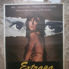 Cine: EXTRAÑA SEDUCCION. MORGAN FAIRCHILD, MICHAEL SARRAZIN. AÑO 1983.. Lote 32363190
