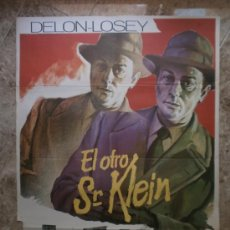 Cine: EL OTRO SR KLEIN. FRANCINE BERGE, JULIET BERTO, JEAN BOUISE. AÑO 1977.. Lote 32411773