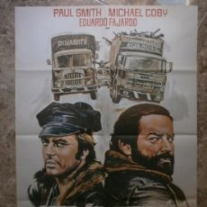 Cinema: SIMON Y MATEO. PAUL SMITH, MICHAEL COBY, EDUARDO FAJARDO. AÑO 1976.. Lote 32497747
