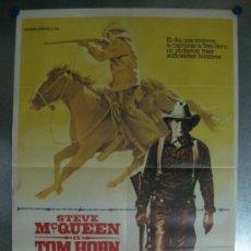 Cine: TOM HORN. STEVE MCQUEEN . AÑO 1980. Lote 85389351