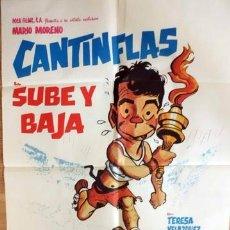 Cine: SUBE Y BAJA. Lote 32534919