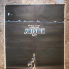 Cine: ABISMO. ROBERT SHAW, JACQUELINE BISSET, NICK NOLTE. AÑO 1977.. Lote 32553466