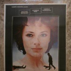 Cine: LA MUJER DEL DOMINGO. JEAN - LOUIS TRINTIGNANT, JACQUELINE BISSET, MARCELLO MASTROIANNI. AÑO 1976.. Lote 32595352