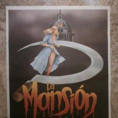Cine: LA MANSION. ROBIN GROVES, CHRISTOPHER LOOMIS, JOHN CARRADINE, GLORIA GRAHAME.. Lote 32619566