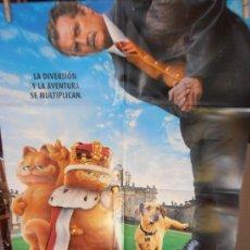Cinema: GARFIELD 2, CARTEL DE CINE ORIGINAL 70X100CM CON ALGUN DEFECTO () A 1€ (99). Lote 32623409